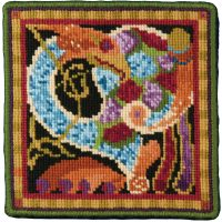 Needlepoint kit