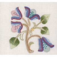 Crewel Embroidery kit
